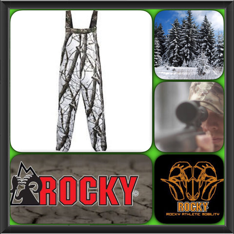 Rocky ProHunter Reversible Insulated Bib