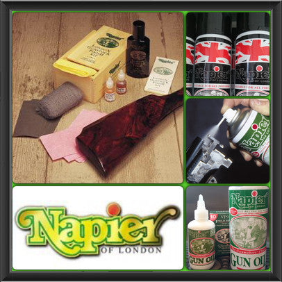 Napier products