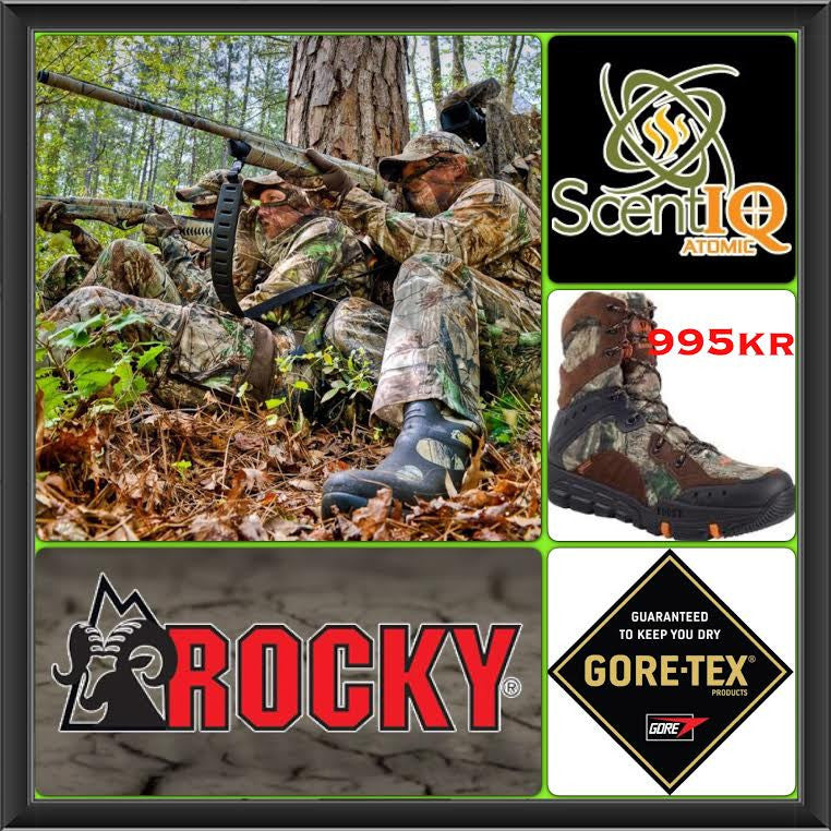 Our Rocky Outdoor products