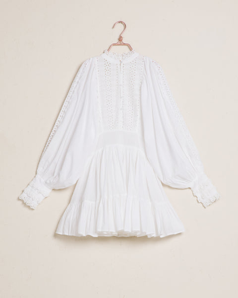 By Timo Cotton Slub Shift Dress