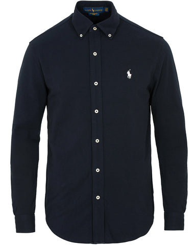 POLO LONG SLEEVE KNIT
