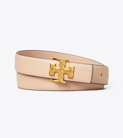 TORY BURCH 1 KIRA LOGO BELT