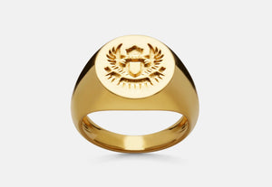 MAANESTEN EAGLE STATEMENT RING