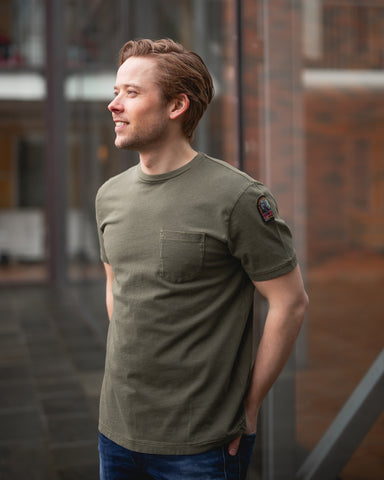 PARAJUMPERS BASIC TEE