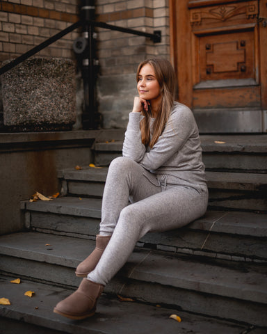 CREATIVE COLLECTIVE CASHMERE PANT