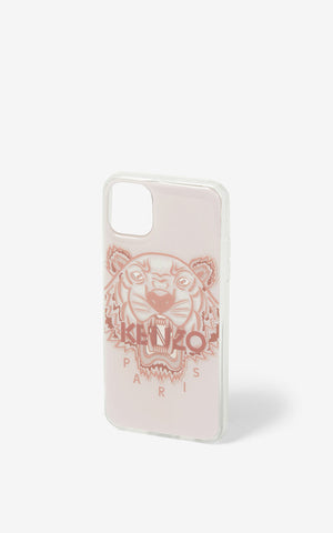 KENZO IPhone 11pro tiger resin 3D