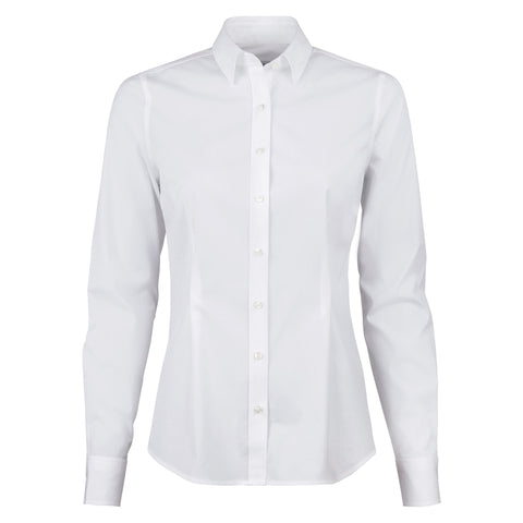 STENSTRÖMS Shirt poplin stretch