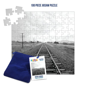 Derek Hough - Jigsaw Puzzle - Tracks to Anywhere