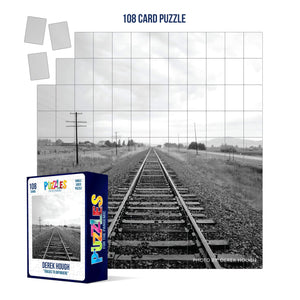 Derek Hough - 108 Card Puzzle - Tracks to Anywhere