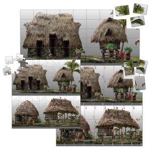 HumaNature Studios - Spirit People Houses, All Puzzles