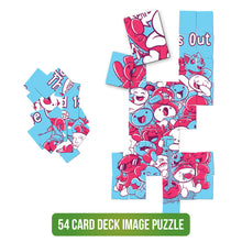 Load image into Gallery viewer, The Odd 1s Out - 54 Card Puzzle