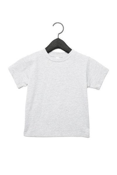 Kids Short Sleeve Tee - Athletic Heather