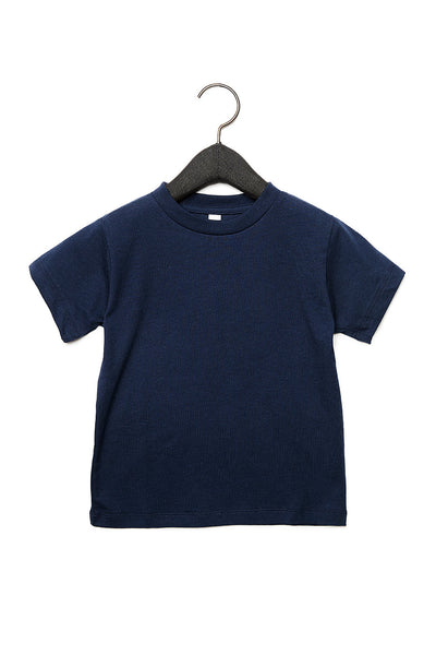 Baby Short Sleeve Tee - Navy