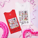 LOVE Mickey Mouse T-shirt