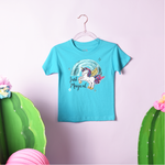 Rainbow Unicorn T−Shirt