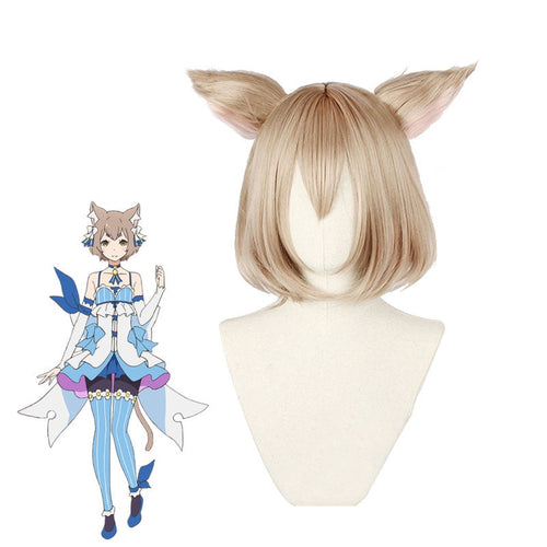 Anime Re:Zero Starting Life in Another World Felix Argyle Cosplay Wigs - Cosplay Clans