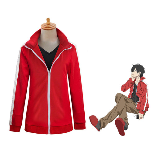 Anime Mekakucity Actors Kagerou Project Shintaro Kisaragi Jacket Cosplay Costume