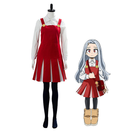Anime My Hero Academia Eri Daily Cosplay Costume - Cosplay Clans