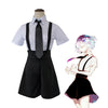 Anime Land of the Lustrous Diamond Summer Outfits and All Members Cosplay Costume - Cosplay Clans