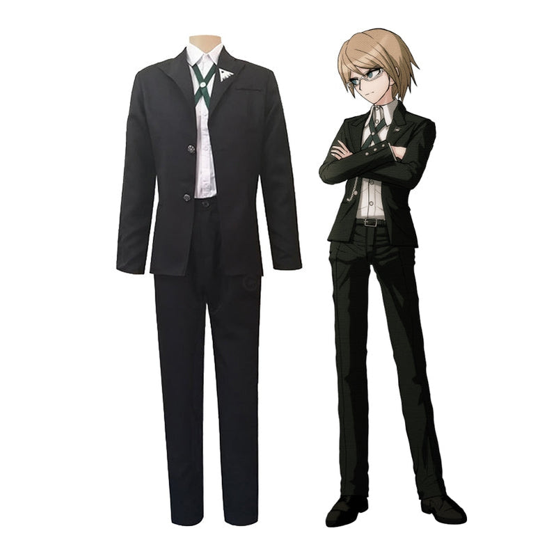 Anime Danganronpa: Trigger Happy Havoc Byakuya Togami Outfits Cosplay Costume - Cosplay Clans
