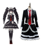 Danganronpa: Trigger Happy Havoc Celestia Ludenberg Cosplay Costumes - Cosplay Clans