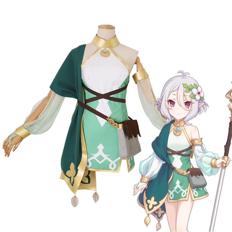 Princess Connect! Re:Dive Kokoro Natsume Cosplay Costumes - Cosplay Clans