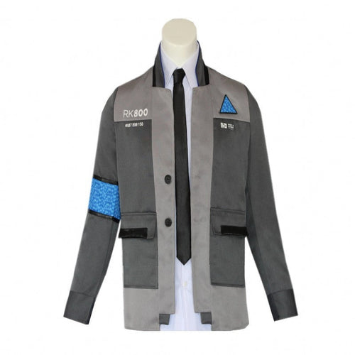 Game Detroit: Become Human Connor Cosplay Costume - Cosplay Clans