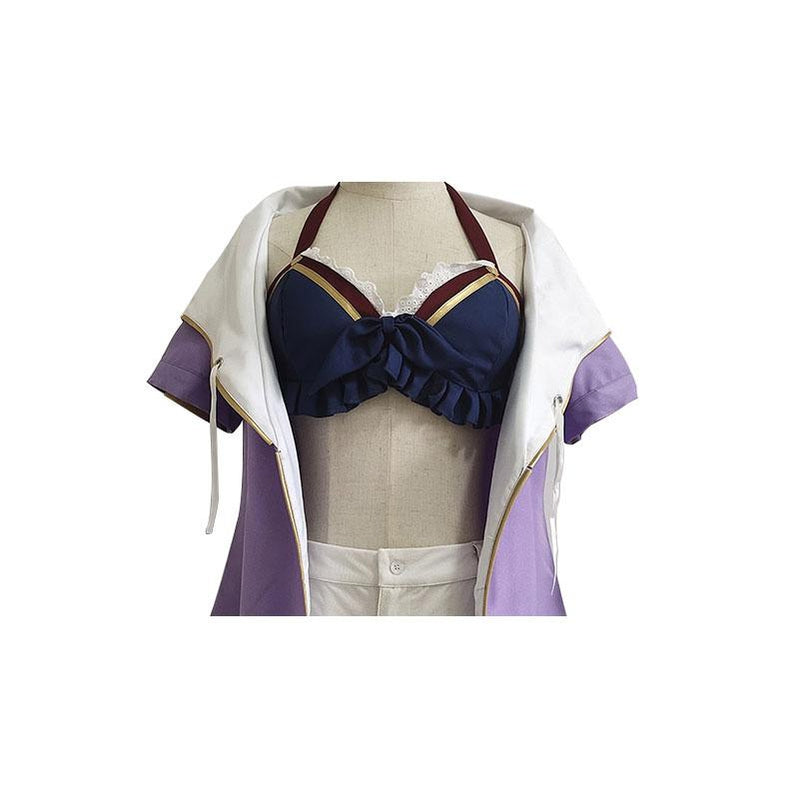 Anime Princess Connect! Re:Dive Kiruya Momochiru Swimsuit Cosplay Costumes - Cosplay Clans