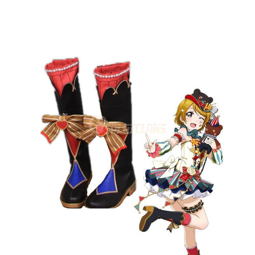 Anime LoveLive! μ's All Members Circus Series Shoes - Cosplay Clans