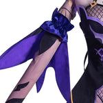 Game Genshin Impact Fischl Full set Cosplay Costumes - Cosplay Clans