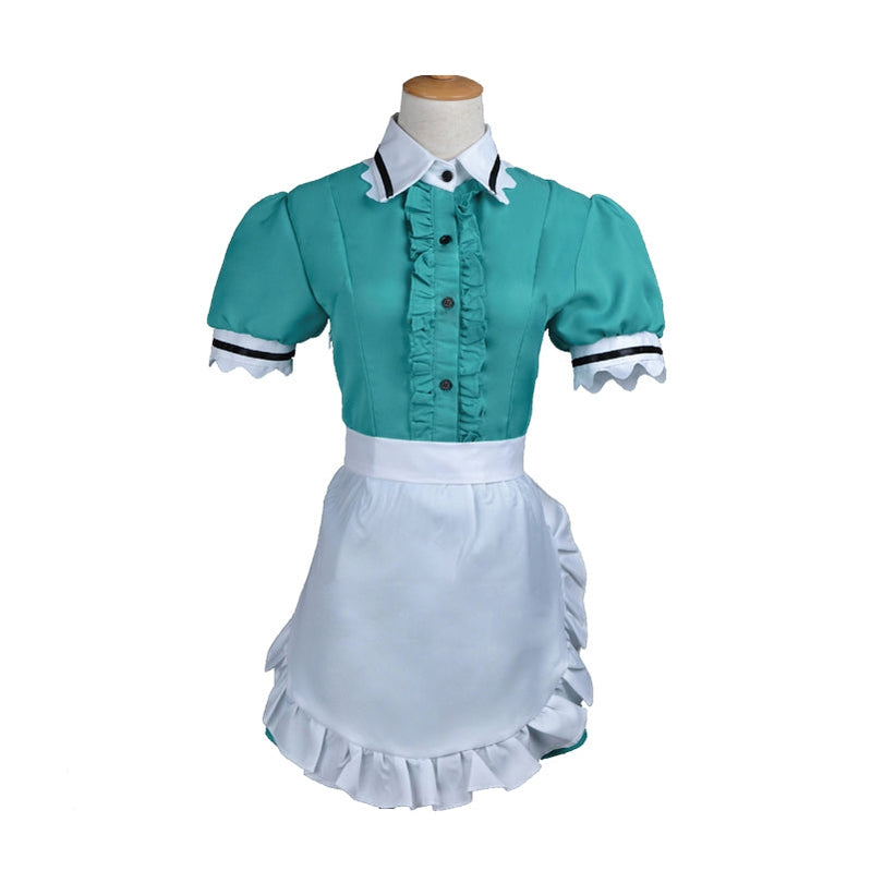 Anime Blend S Hideri Kanzaki Maid Uniform Cosplay Costumes - Cosplay Clans