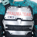 Game Cyberpunk 2077 Trauma Team Breastplate Cosplay Props - Cosplay Clans