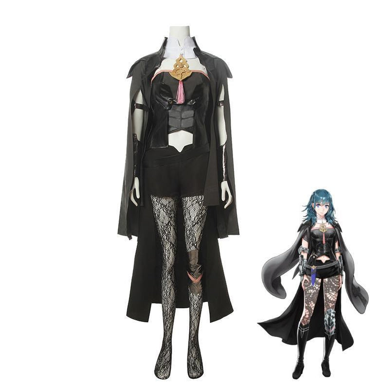 Anime Fire Emblem Three Houses Byleth Female Cosplay Costumes - Cosplay Clans