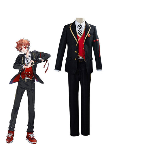 Game Twisted-Wonderland Heartslabyul Uniforms Cosplay Costume - Cosplay Clans