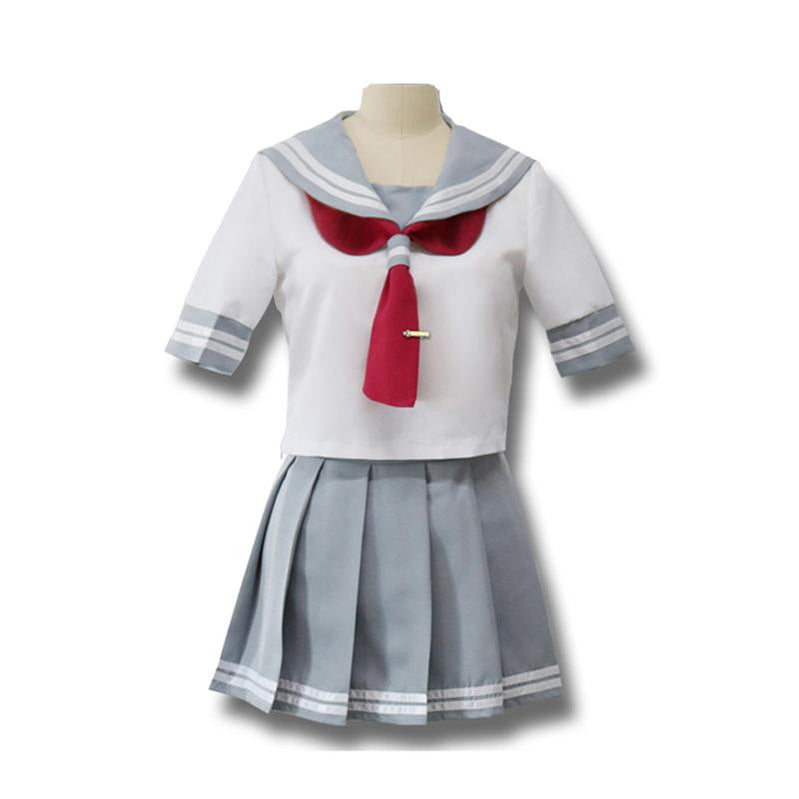 LoveLive!Sunshine!! Takami Chika and Aqours All Members Summer School Uniform Cosplay Costume - Cosplay Clans