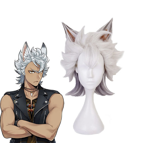 Game Twisted-Wonderland Jack Howl Cosplay Wigs - Cosplay Clans