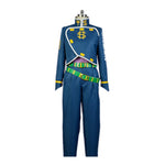 Anime JoJo's Bizarre Adventure Diamond is Unbreakable Okuyasu Nijimura Cosplay Costume - Cosplay Clans