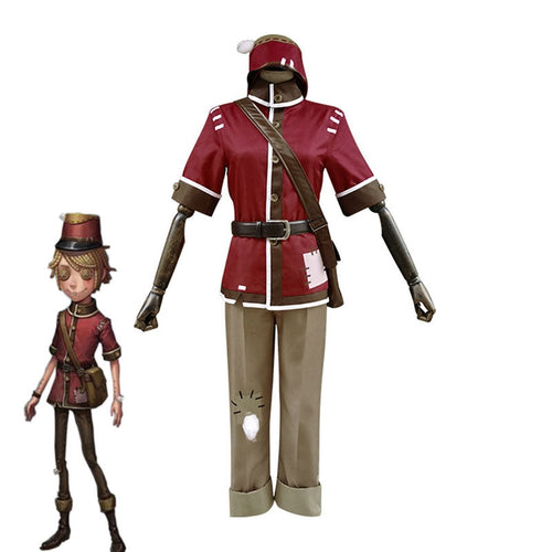 Game Identity V Victor Grantz Cosplay Costume - Cosplay Clans