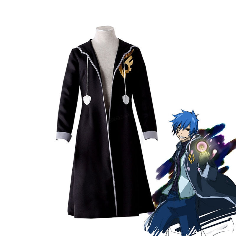 Anime Fairy Tail Jellal Fernandes Cosplay Costume - Cosplay Clans