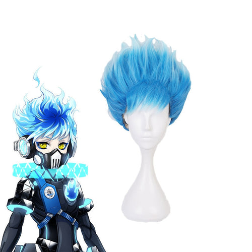 Game Twisted-Wonderland Ortho Shroud Cosplay Wigs - Cosplay Clans