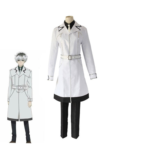 Anime Tokyo Ghoul:re Haise Sasaki Cosplay Costume - Cosplay Clans