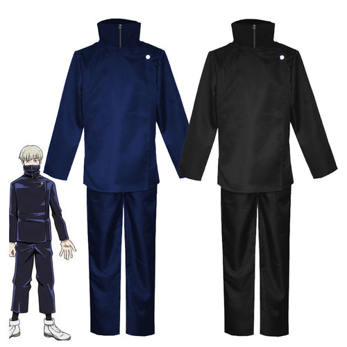 Jujutsu Kaisen Toge Inumaki Child cosplay Costumes