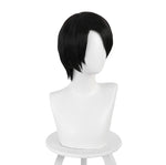 Yuta Okkotsu Short Black Cosplay Wigs