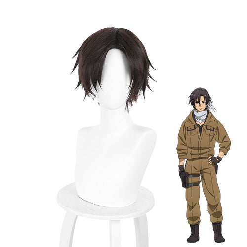 86 Eighty Six Shinei Nouzen Cosplay Wig