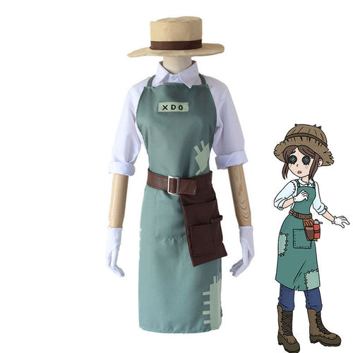 Game Identity V Gardener Emma Woods Cosplay Costume - Cosplay Clans