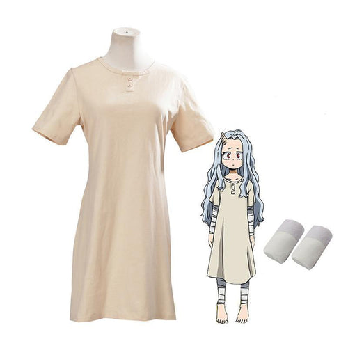 Anime My Hero Academia Eri Cosplay Costume with Free Bandage - Cosplay Clans