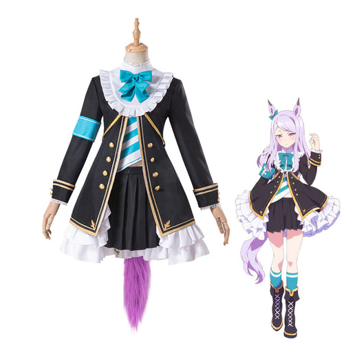 Uma Musume Pretty Derby Mejiro McQueen Cosplay Costumes