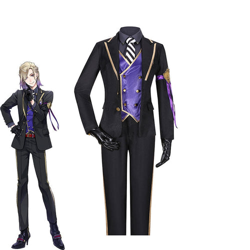 Game Twisted-Wonderland  Vil Schoenheit Uniforms Cosplay Costume - Cosplay Clans