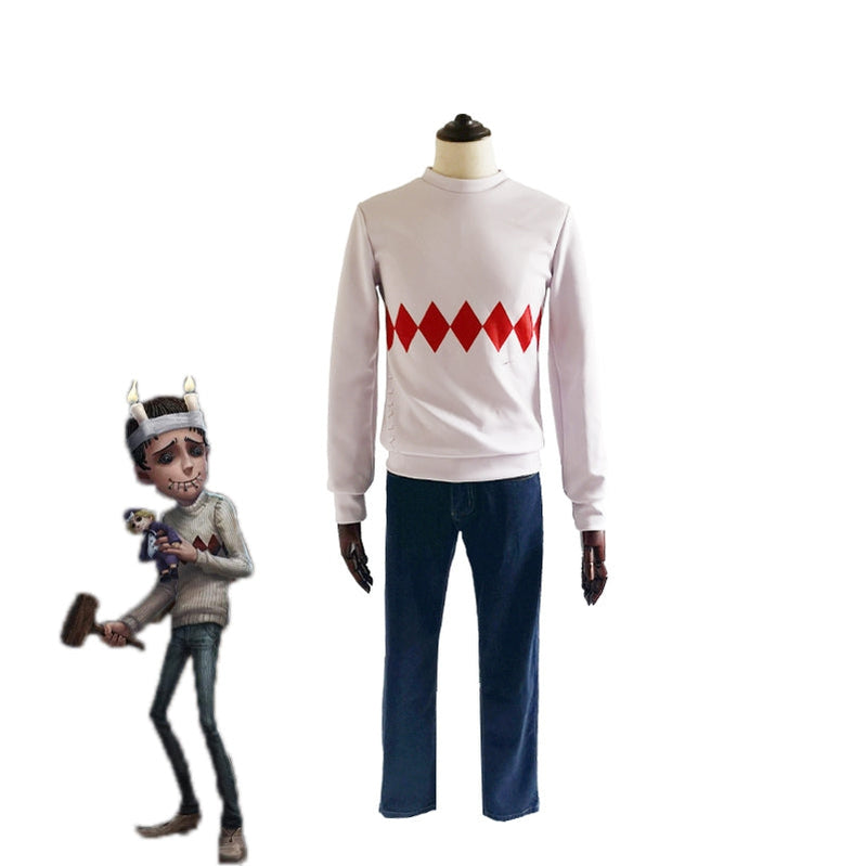 Game Identity V Lucky Guy Souichi Cosplay Costume - Cosplay Clans
