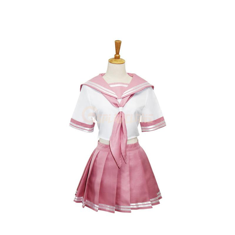 FGO Fate Apocrypha Rider Astolfo Sailor Uniform Cosplay Costumes - Cosplay Clans